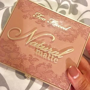 Too Faced Makeup - Too Faced Natural Mattes Eyeshadow Palette
